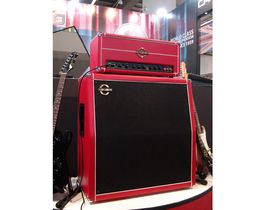 Musikmesse 2012: Carlsbro Classic Tube and VAC Amp Series