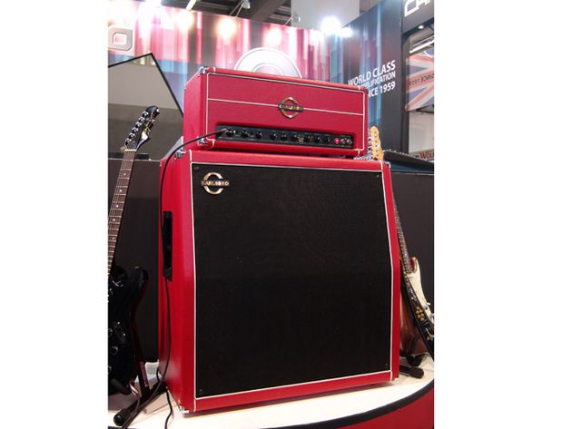 Carlsbro 50 Top and 4x12 cab