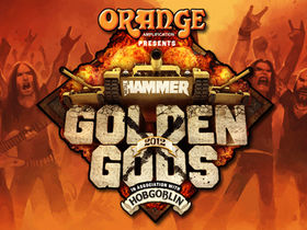 Vote now for the Metal Hammer Golden Gods 2012