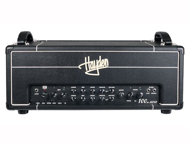 Hayden's new MoFo 100 head