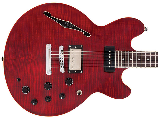 Gordon Giltrap's signature electric