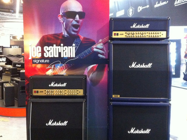 The new JVM410HJS at Frankfurt Musikmesse 2012