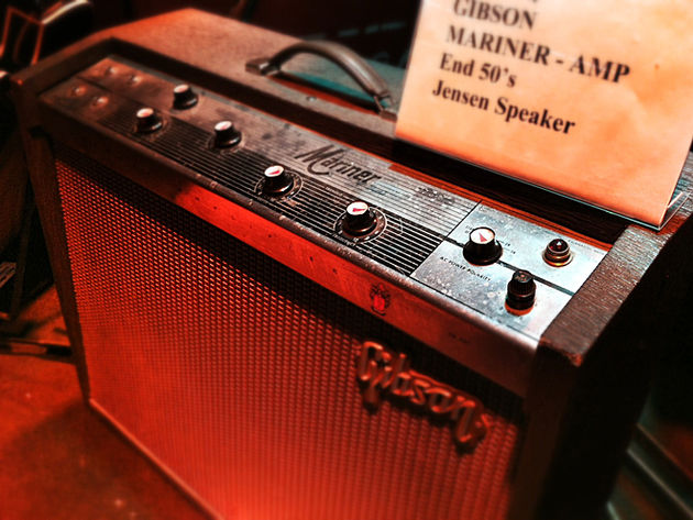 Late 1950s Gibson Mariner Amp