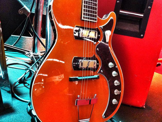 1960s Harmony Stratotone