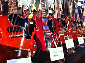 Musikmesse 2012: The best vintage guitars, amps and more in pictures