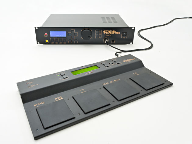 The PedalPro and Pedalino foot controller