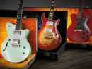 VIDEO: Premier Builders Guild Johan Gustavsson, Koll and b3 guitars compared