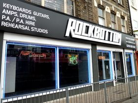 Rockbottom Music to host grand reopening