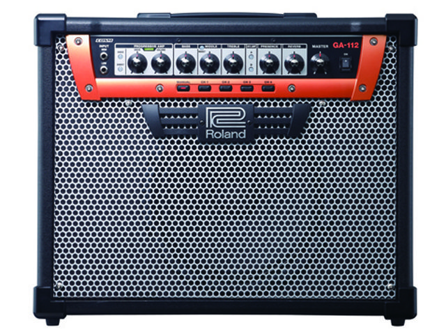 The new GA-112 amp from Roland