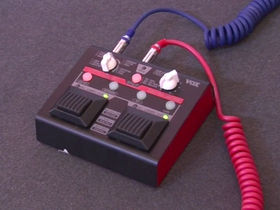 Musikmesse 2012 video: Vox Lil' Looper