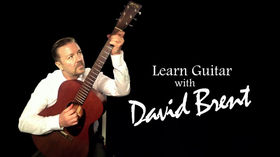 Learn Guitar With David Brent: Life On The Road