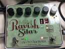 VIDEO: Electro-Harmonix Ravish Sitar hands-on demo