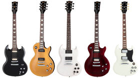 Gibson's entire 2013 SG and Les Paul lineup revealed?