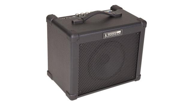 Kinsman K25B bass amp