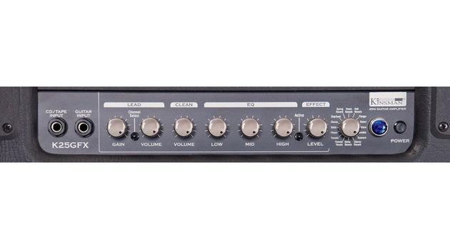 Kinsman K25GFX (controls)