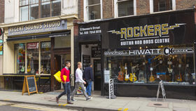 London's iconic Denmark Street set for redevelopment