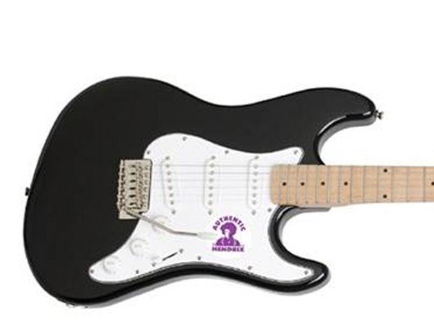 Jimi Hendrix Gibson