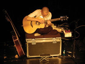 Music Live confirms acoustic guitar genius Erik Mongrain