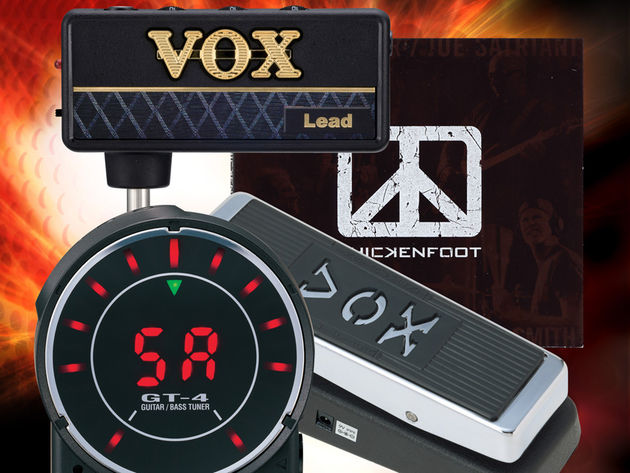 Buy some Vox gear, get some free...