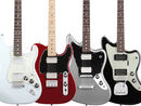 Fender introduces Blacktop series electric guitars