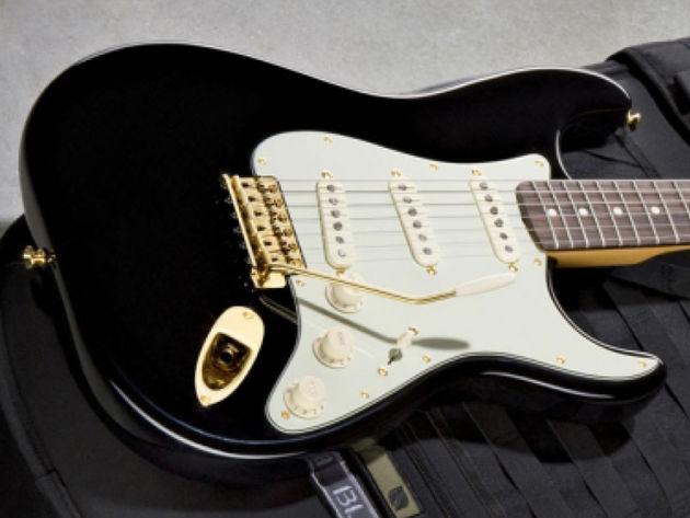 Fender Special Edition John Mayer 'Black1' Stratocaster
