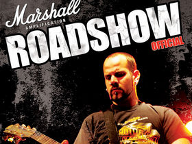 Marshall Amps announces autumn UK roadshows