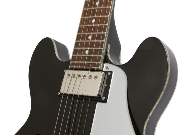Epiphone Black Royale ES-339 (neck)