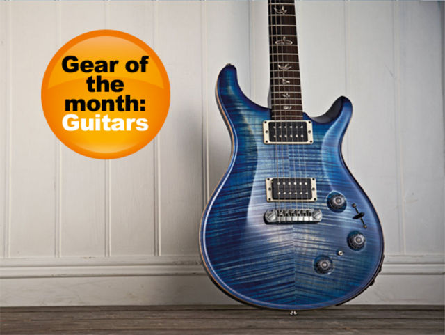 August's guitar reviews in one place