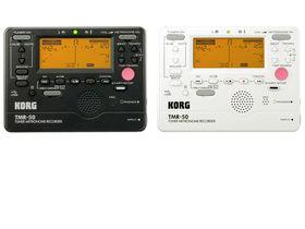 Korg unveils TMR-50 Tuner Metronome Recorder