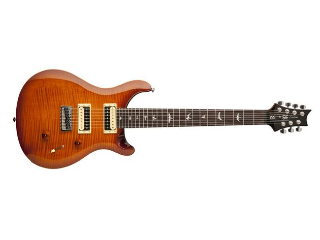 PRS Custom 24/7, this time in Vintage Sunburst.