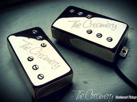 The Creamery unveils Baby '71 Standard Wide Range pickups