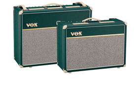 Vox unveils British Racing Green AC amp finish