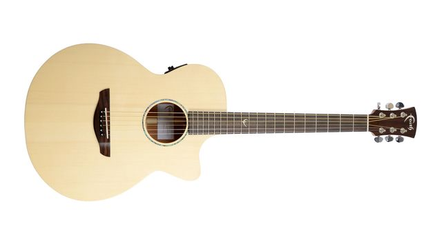 The Faith FKV Naked Venus was Acoustic Guitar of the Year 2013. Who will you vote for this year?