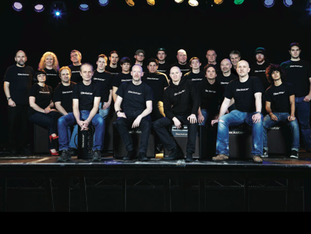 Team Blackstar