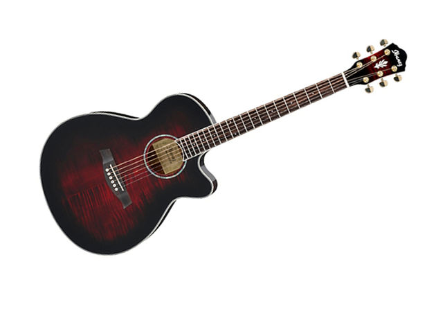 Ibanez AEG20II Sycamore Acoustic-Electric Guitar