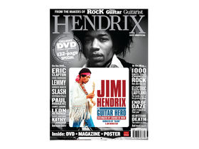 Hendrix limited edition collector's pack in shops now