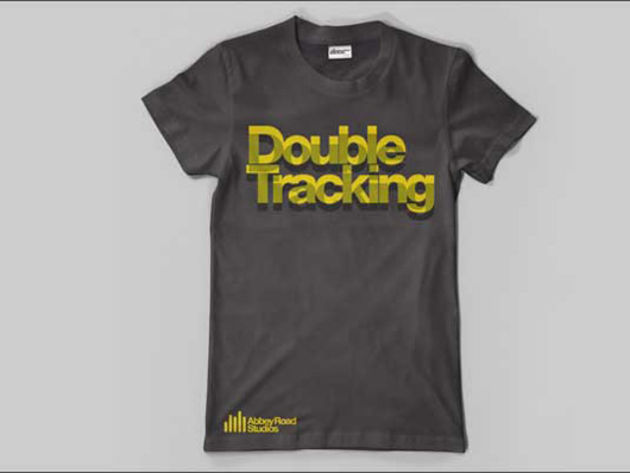 Double Tracking T-shirt