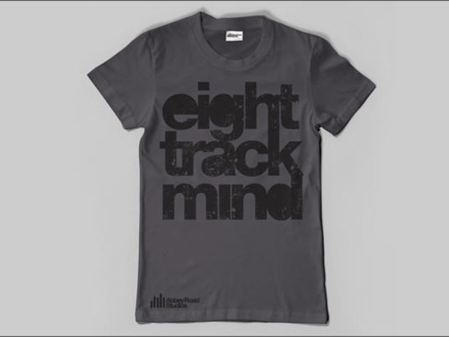 Eight Track Mind T-shirt