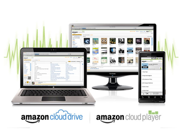Amazon's online storage and streaming service.