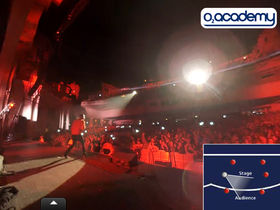 VIDEO: Get an interactive, 360-degree view of Professor Green live