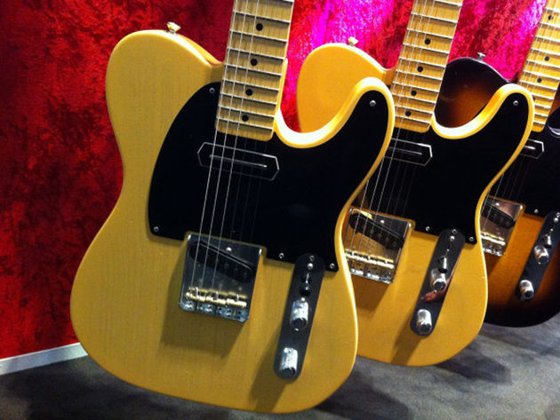 Fender Custom Shop Telecasters