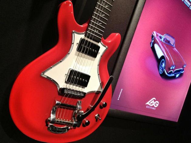 Lag Guitars Roxanne
