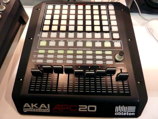 The Akai APC20