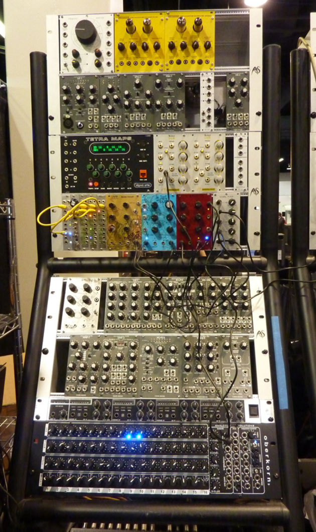 More modular madness