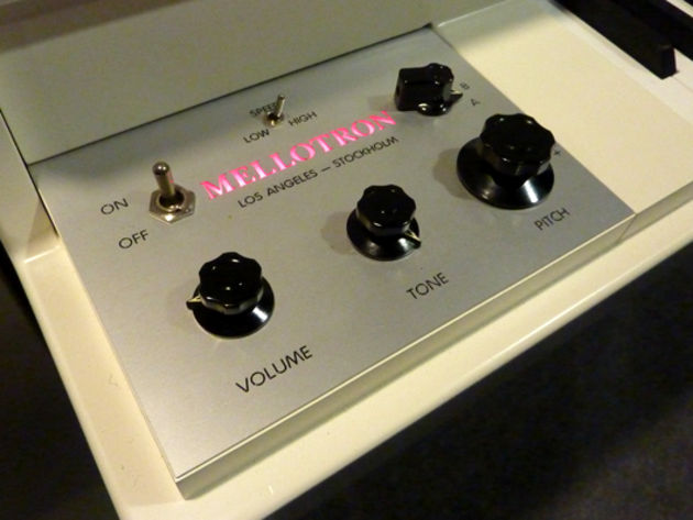 Analogue Mellotron