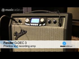 NAMM 2010: Fender G-DEC 3 video demo