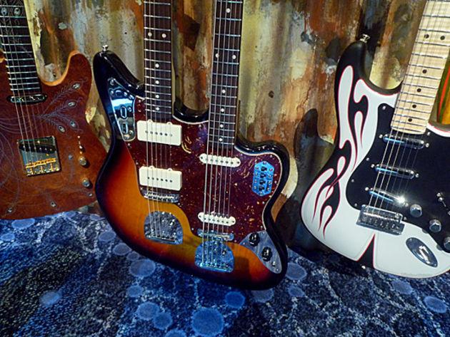 Custom Shop Jazzmaster/Baritone doubleneck