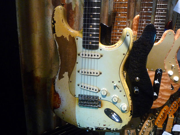 Custom Shop Heavy Relic 1960s Strat