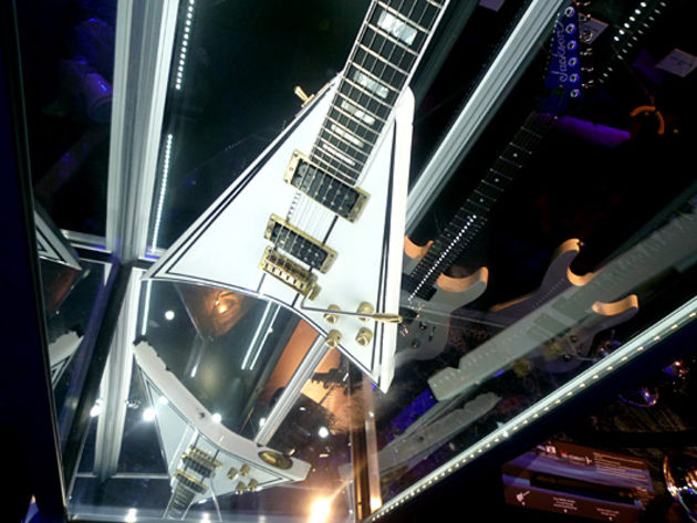 Jackson's ultra-limited Randy Rhoads tribute model