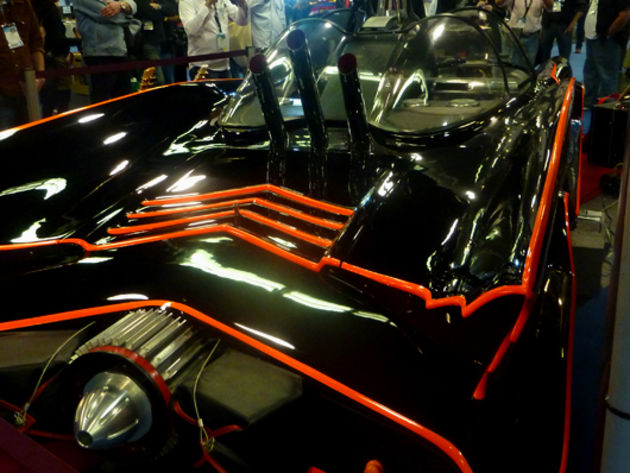 The Batmobile, again